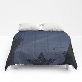 Christmas in Palma Comforters