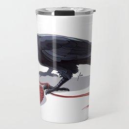 Crowchet Travel Mug