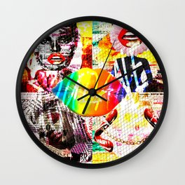 Youdane 5 Wall Clock