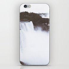 Niagra Falls on film iPhone Skin