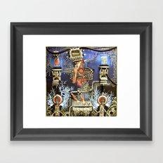 21st Century Schizoid Man Framed Art Print