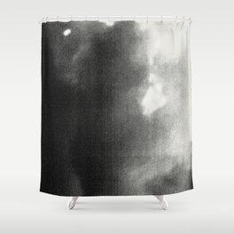 blur to the max Shower Curtain