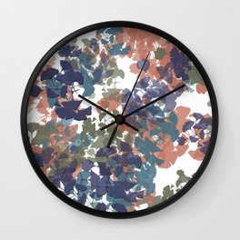 Gingko Wall Clock