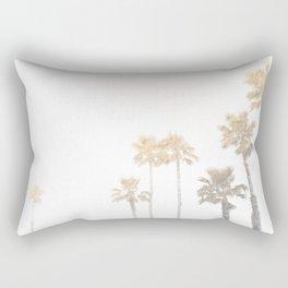Tranquillity - gold dust Rectangular Pillow