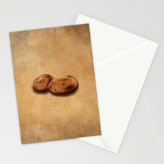 Still Life: Potatoes Stationery Cards
