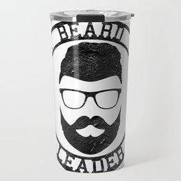 Beard leader Travel Mug