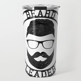 Beard leader Travel Mug