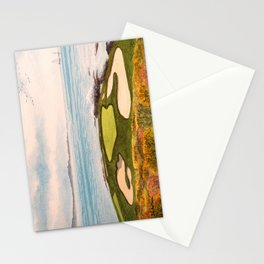 Pebble Beach Golf Course Signature Hole 7 Stationery Cards