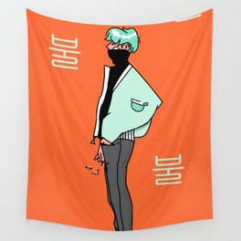 Graph Wall Tapestry