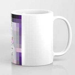 Black White Commotion Coffee Mug