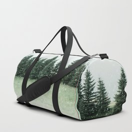 Pine Line Snow Duffle Bag