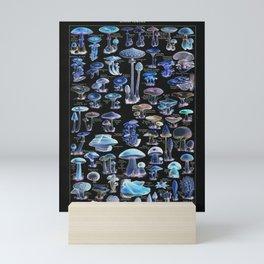 Adolphe Millot - Champignons pour tous (mushrooms for all) Mini Art Print