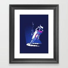 Smoothie Criminal Framed Art Print