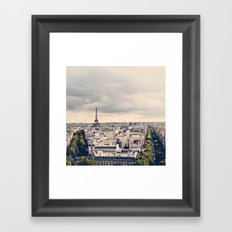 a tiny icon ... Framed Art Print