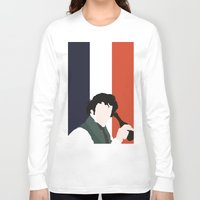 grantaire Long Sleeve T-shirts featuring GRANTAIRE – LES MISÉRABLES by K. Frank
