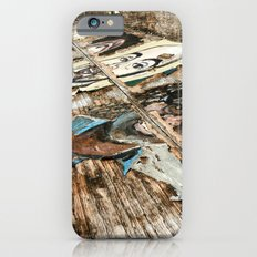 Sit Down, and Stay a While iPhone 6s Slim Case