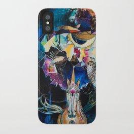 Unicorn Universe iPhone Case