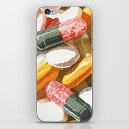 TABLETS iPhone Skin