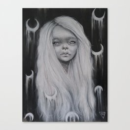 Moonchild Canvas Print