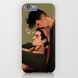 Comfy and cozy is you iPhone Case