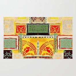 Ethnic art Rug