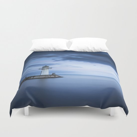 Seeking comfort 2 Duvet Cover