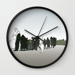 Chaos (3 of 3) Wall Clock
