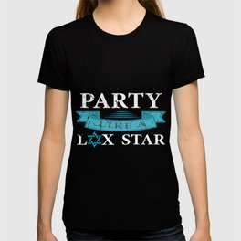 Party Like A Lox Star Jew And Joker Gift T-shirt
