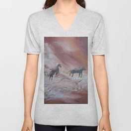 The Sylph Riders Unisex V-Neck