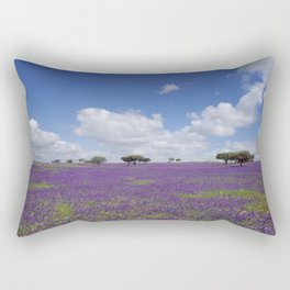The Alentejo plain Rectangular Pillow