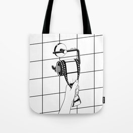 Past is shit Tote Bag