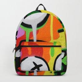 Cool Urban Cartoon Graffiti Art Backpack
