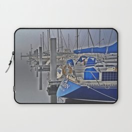 N is for Nautical (Sailboat) Laptop Sleeve