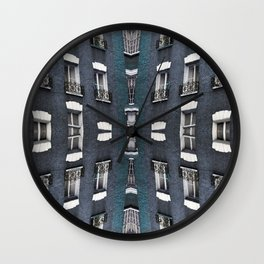 London patterns Wall Clock