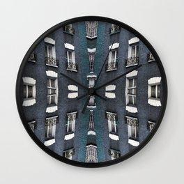 London patterns Wall Clock