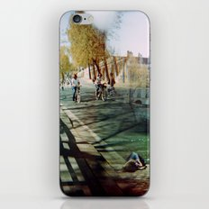 Paris in the Spring Time 2 iPhone & iPod Skin