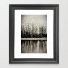 Solitude Revisited Framed Art Print