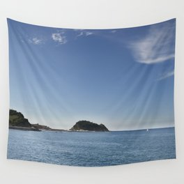 Getaria (Basque Country) Ratón Wall Tapestry