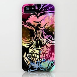 128@AllSkull™ iPhone Case