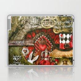 Queen of the Hearts Laptop & iPad Skin