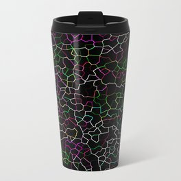Spring Crackle Travel Mug
