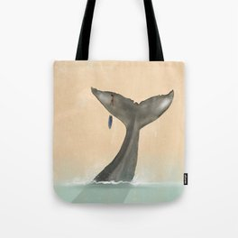 Tail Tale Tote Bag