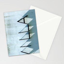 Villa Shadows Stationery Cards