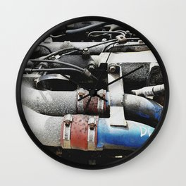 The engine revives again Wall Clock