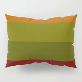 Cool Autumn Leaves - Color Therapy Pillow Sham