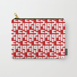 Dhivehi Pixels Carry-All Pouch