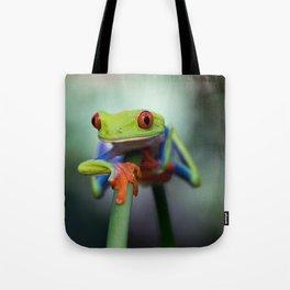 Costa Rican Tree Frog Tote Bag