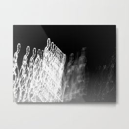 Light Studies VI Metal Print