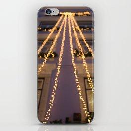 Jingle everywhere iPhone Skin