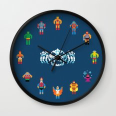 Heroic Masters of the Universe Wall Clock